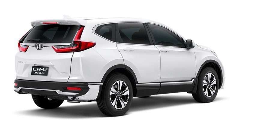 Honda CR-V Modulo 2021 nâng tầm hầm hố.