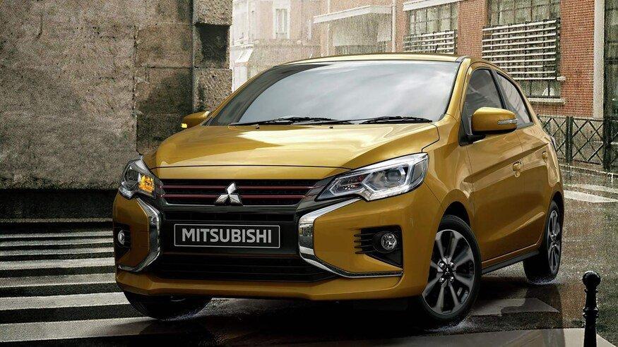 mitsubishi mirage 2021 cap nhat moi hap dan hon ot 1520 Mitsubishi Mirage 2021 cập nhật mới hấp dẫn hơn