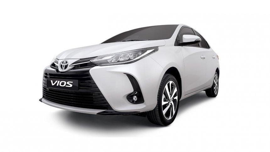 toyota vios 2021 ra mat voi gia tang nhe oto com v 29a5 Toyota Vios 2021 ra mắt với giá tăng nhẹ