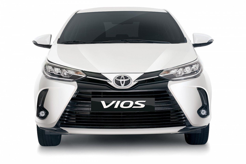 toyota vios 2021 ra mat voi gia tang nhe oto com v 31a0 Toyota Vios 2021 ra mắt với giá tăng nhẹ