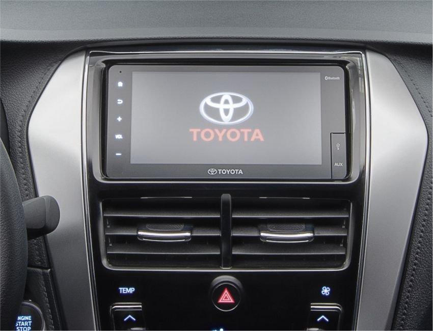 toyota vios 2021 ra mat voi gia tang nhe oto com v 3dd4 Toyota Vios 2021 ra mắt với giá tăng nhẹ