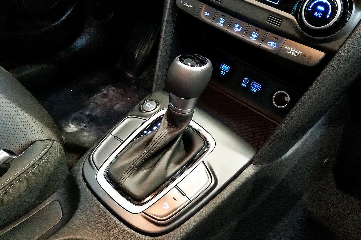 Ảnh Cần số xe Hyundai Kona 2020