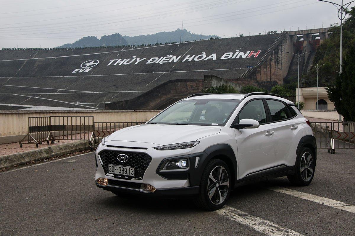 Ảnh Tổng quát xe Hyundai Kona 2020