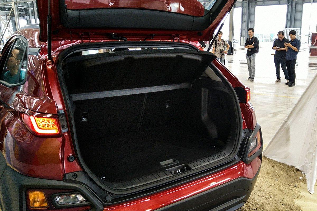 Ảnh Cốp xe Hyundai Kona 2020