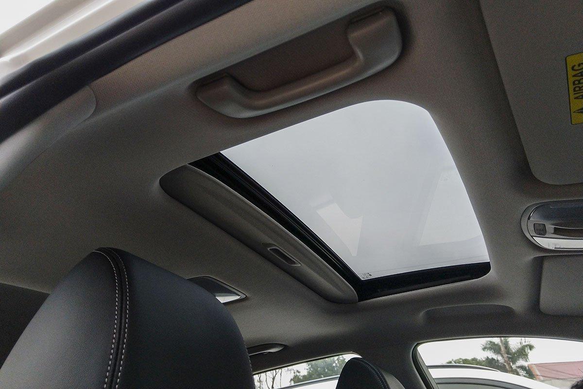 Ảnh Cửa sổ trời xe Hyundai Kona 2020