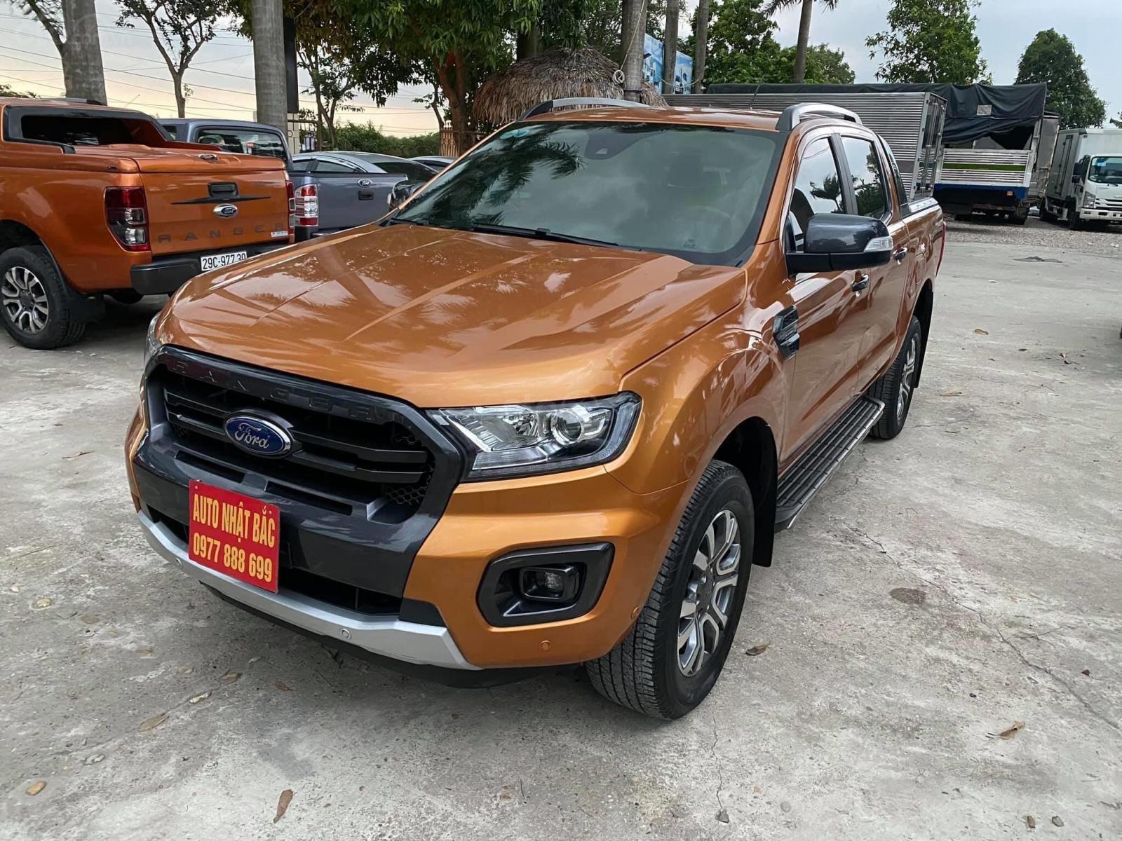 Bán xe Ford Ranger 2.0 Biturbo đời 2018, bản 2 cầu, số tự động (2)
