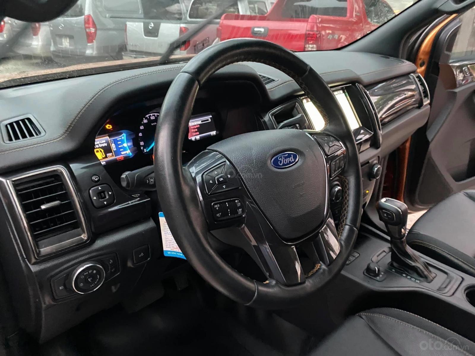 Bán xe Ford Ranger 2.0 Biturbo đời 2018, bản 2 cầu, số tự động (15)