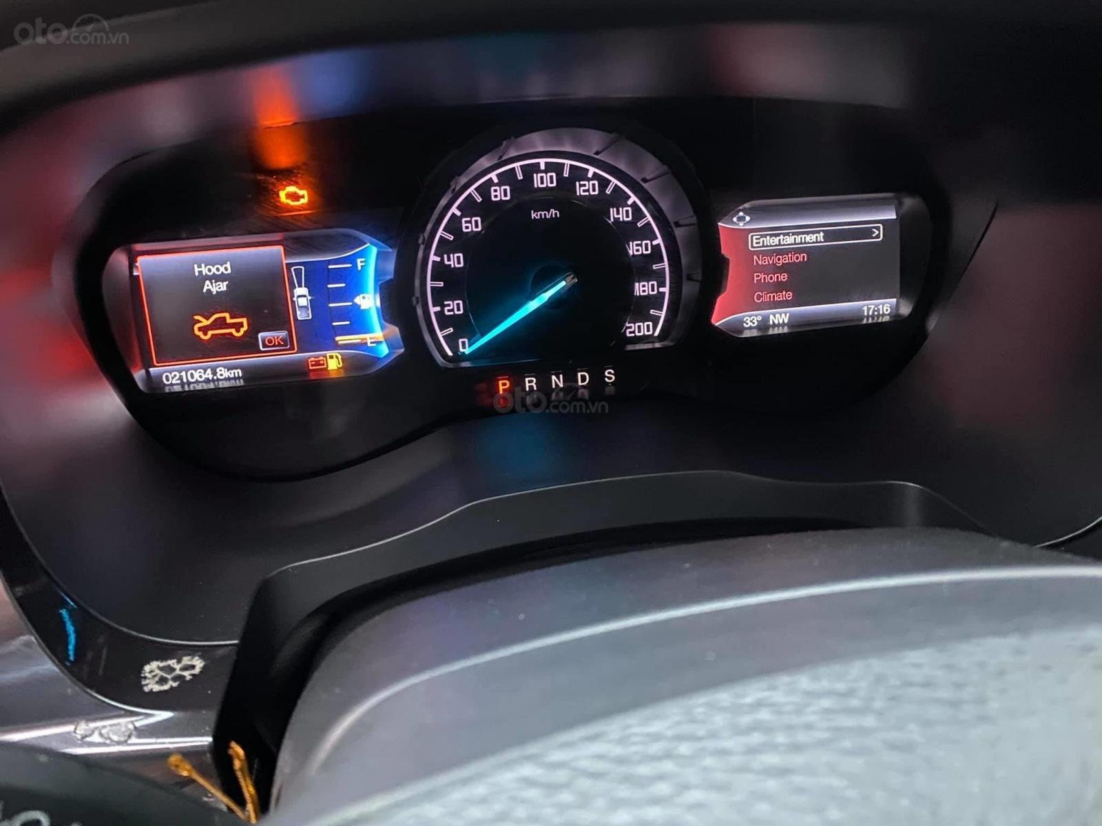 Bán xe Ford Ranger 2.0 Biturbo đời 2018, bản 2 cầu, số tự động (10)