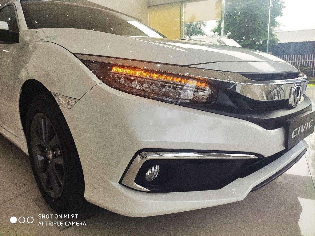 Bán Honda Civic G sản xuất năm 2020, màu trắng, xe nhập (1)