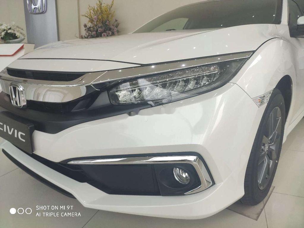 Bán Honda Civic G sản xuất năm 2020, màu trắng, xe nhập (2)