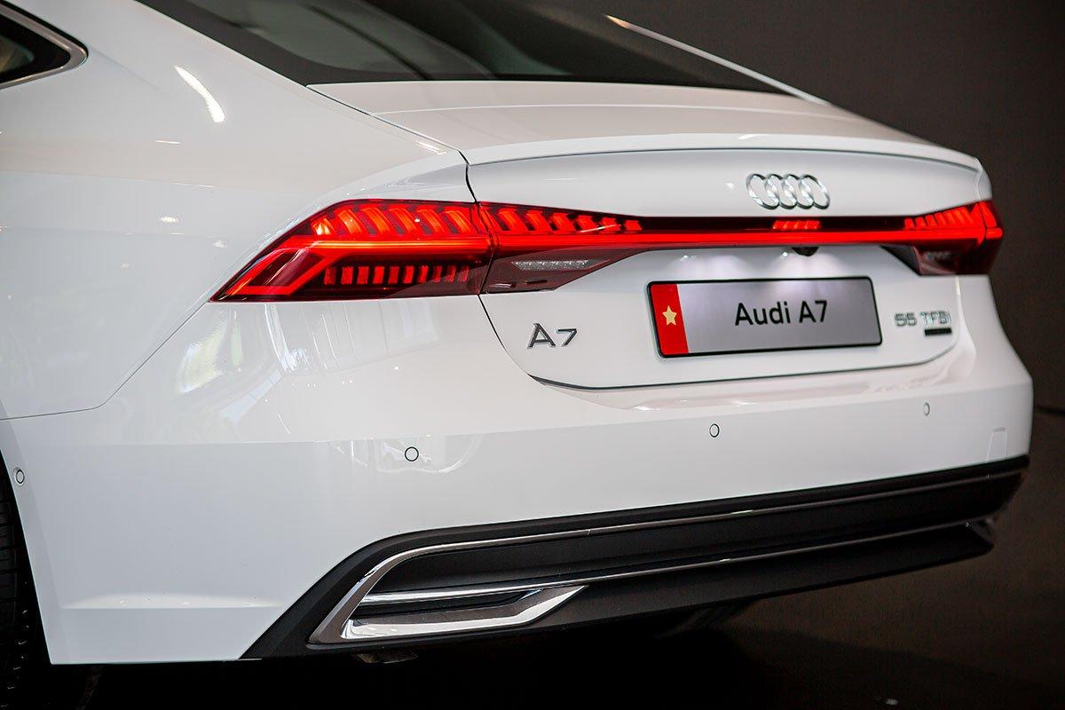 Audi A7 Sportback 2020 ra mắt Việt Nam, nhiều cải tiến hiện đại a9