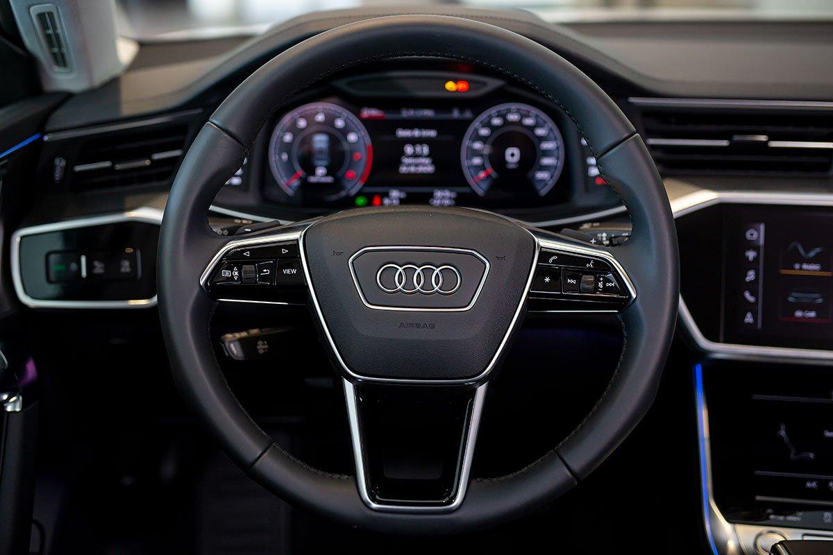 Audi A7 Sportback 2020 ra mắt Việt Nam, nhiều cải tiến hiện đại a11