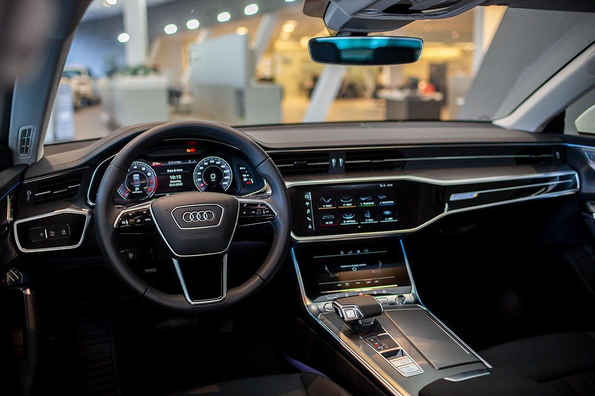 Audi A7 Sportback 2020 ra mắt Việt Nam, nhiều cải tiến hiện đại a13