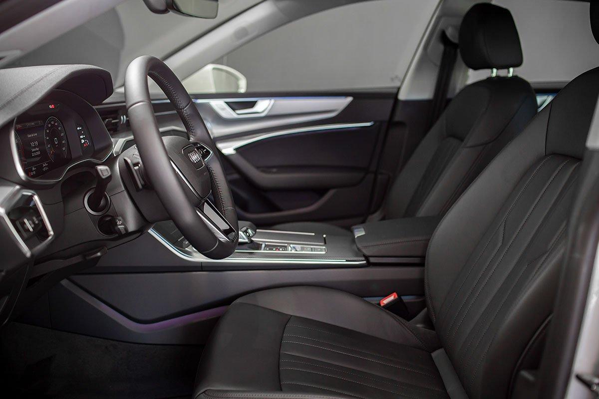 Audi A7 Sportback 2020 ra mắt Việt Nam, nhiều cải tiến hiện đại a14