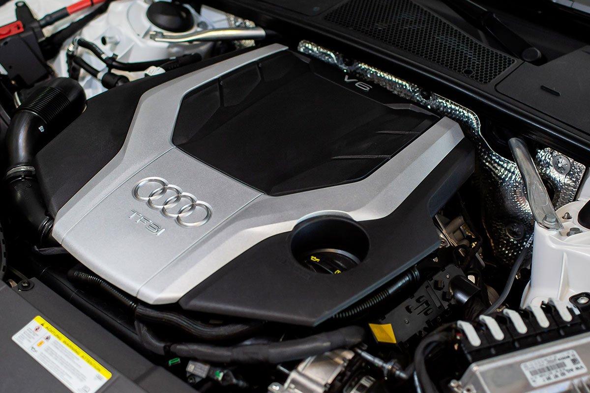 Audi A7 Sportback 2020 ra mắt Việt Nam, nhiều cải tiến hiện đại a17