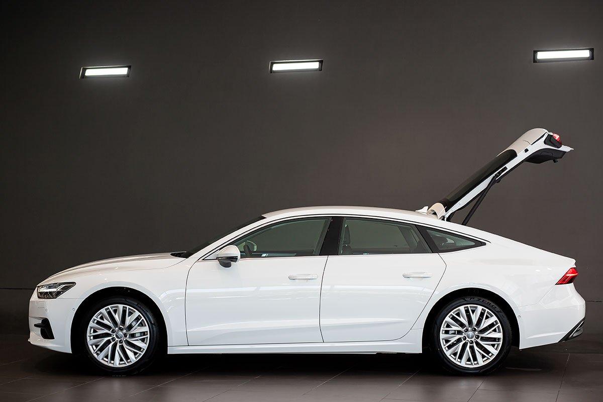 Audi A7 Sportback 2020 ra mắt Việt Nam, nhiều cải tiến hiện đại a20