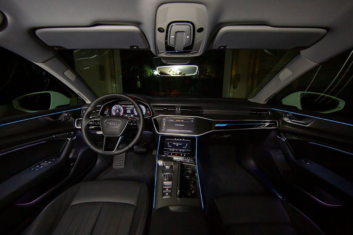 Audi A7 Sportback 2020 ra mắt Việt Nam, nhiều cải tiến hiện đại a10