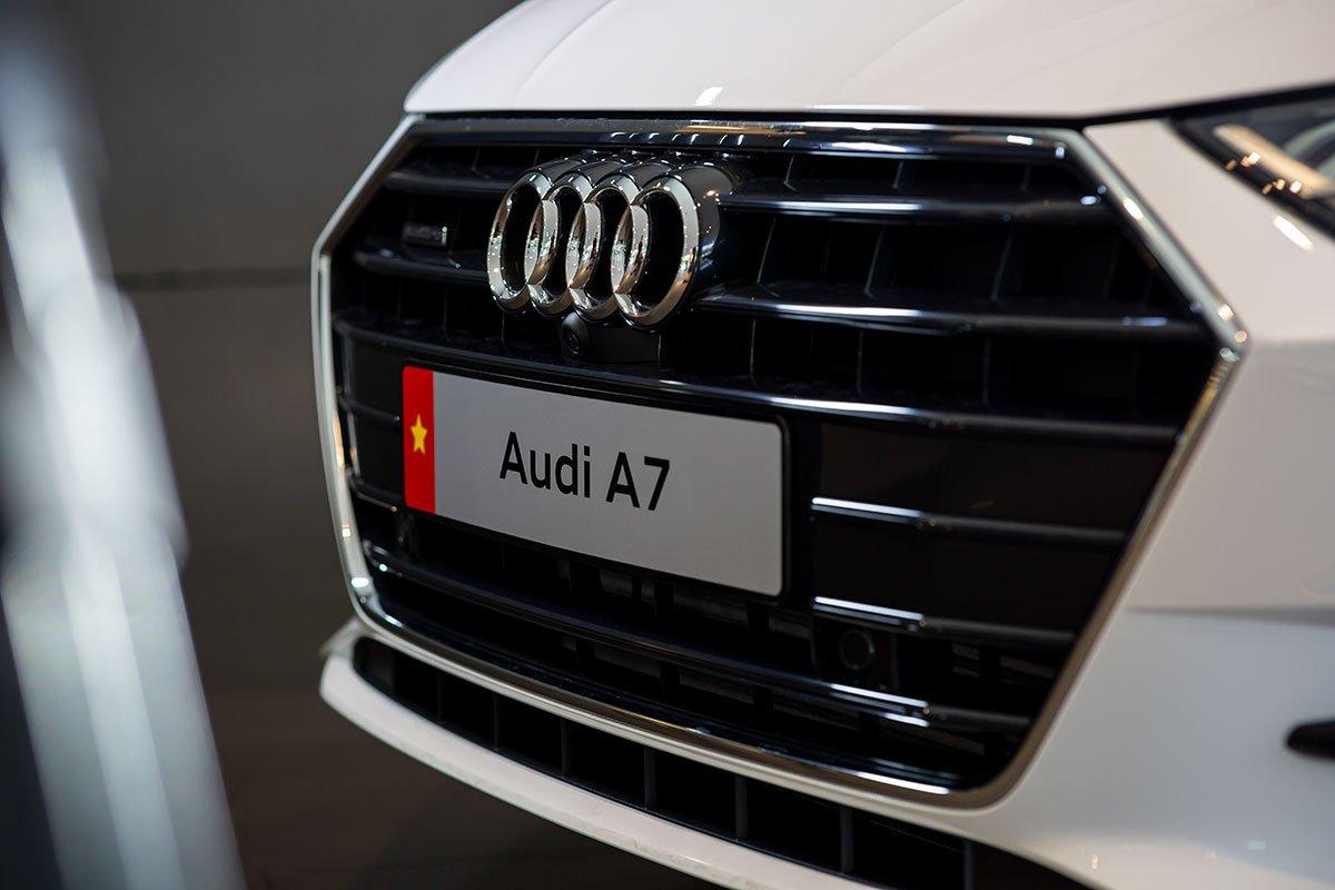 Audi A7 Sportback 2020 ra mắt Việt Nam, nhiều cải tiến hiện đại a3