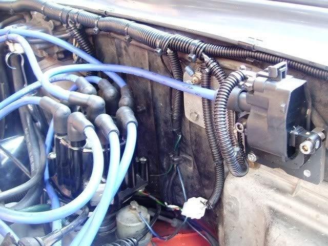 Các cuộn dây đánh lửa bị lỗi làm giảm hiệu quả hoạt động của động cơ.