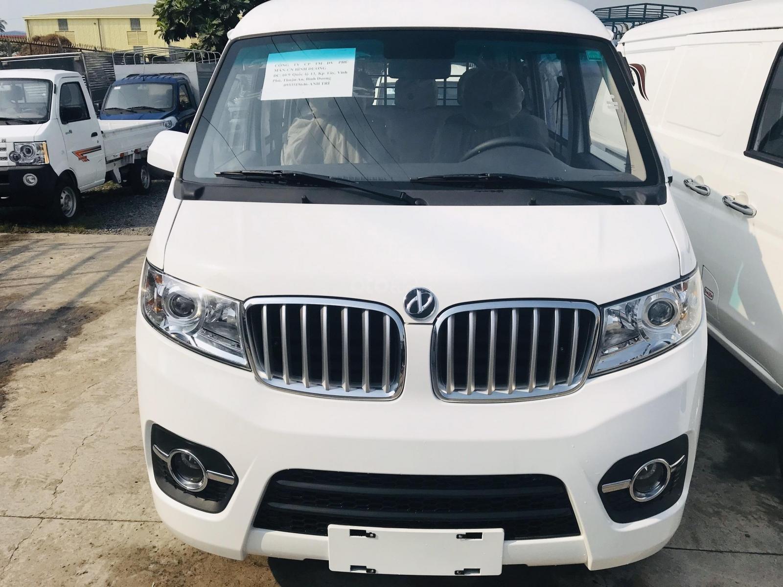 Bảng giá xe bán tải Van được phép chạy trong thành phố 24/24h (1)