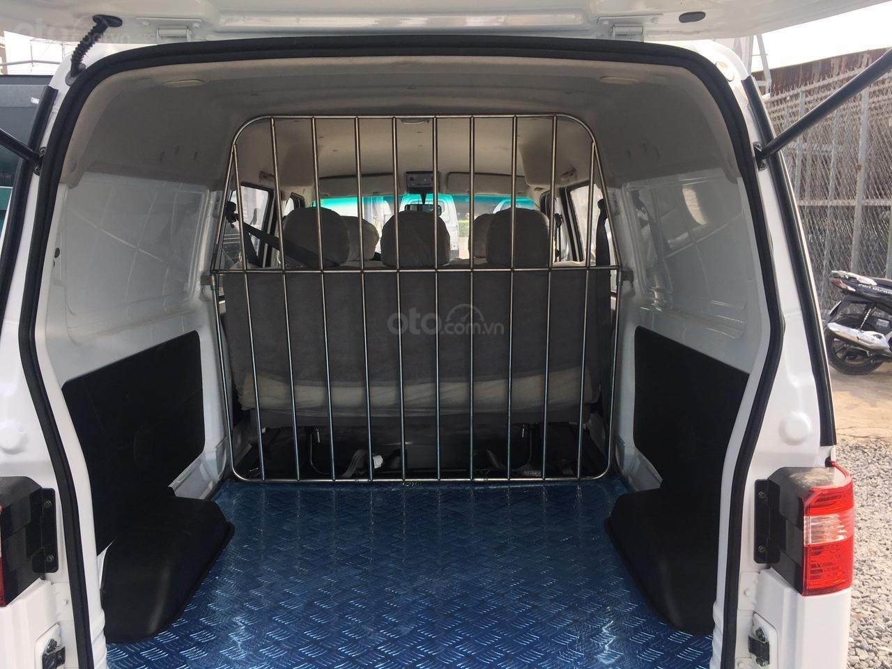 Bảng giá xe bán tải Van được phép chạy trong thành phố 24/24h (3)