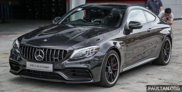 Mercedes-Benz CLE có vị trí thay thế C-Class và E-Class Coupe.