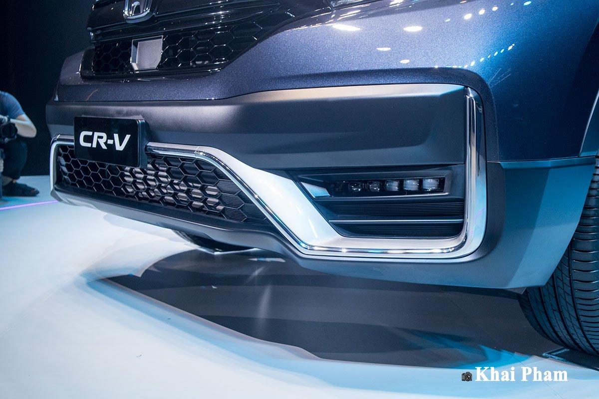 Cản trước mới của Honda CR-V 2020.