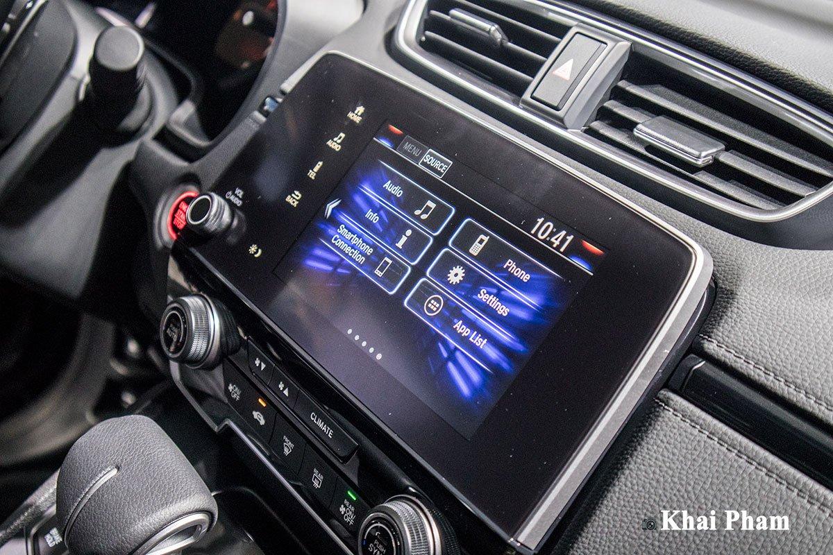 ra mat honda cr v 2020 oto com vn 13 e816 Honda CR-V 2020 lắp ráp, giá khởi điểm từ 998 triệu, công nghệ an toàn không kém Mazda CX-5