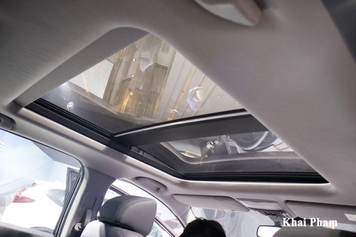 ra mat honda cr v 2020 oto com vn 19 87a0 Honda CR-V 2020 lắp ráp, giá khởi điểm từ 998 triệu, công nghệ an toàn không kém Mazda CX-5