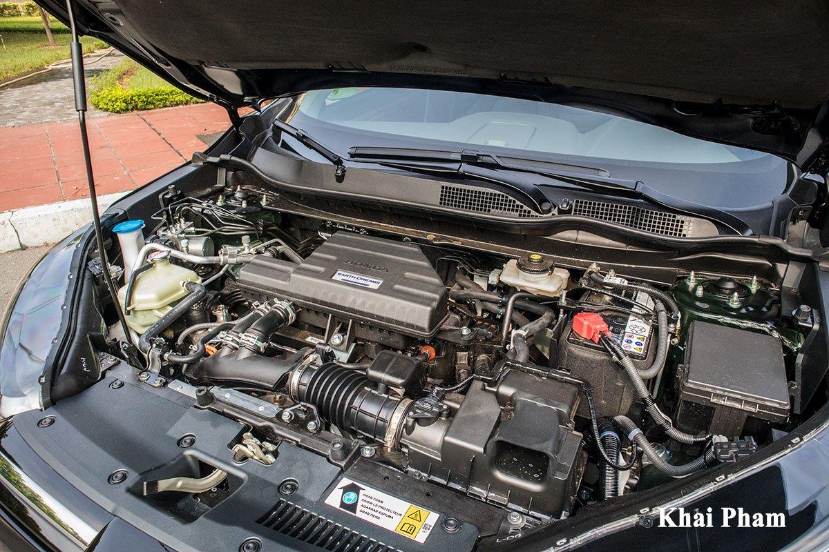 Ba phiên bản Honda CR-V 2020 vừa ra mắt Việt Nam khác nhau những gì? a3