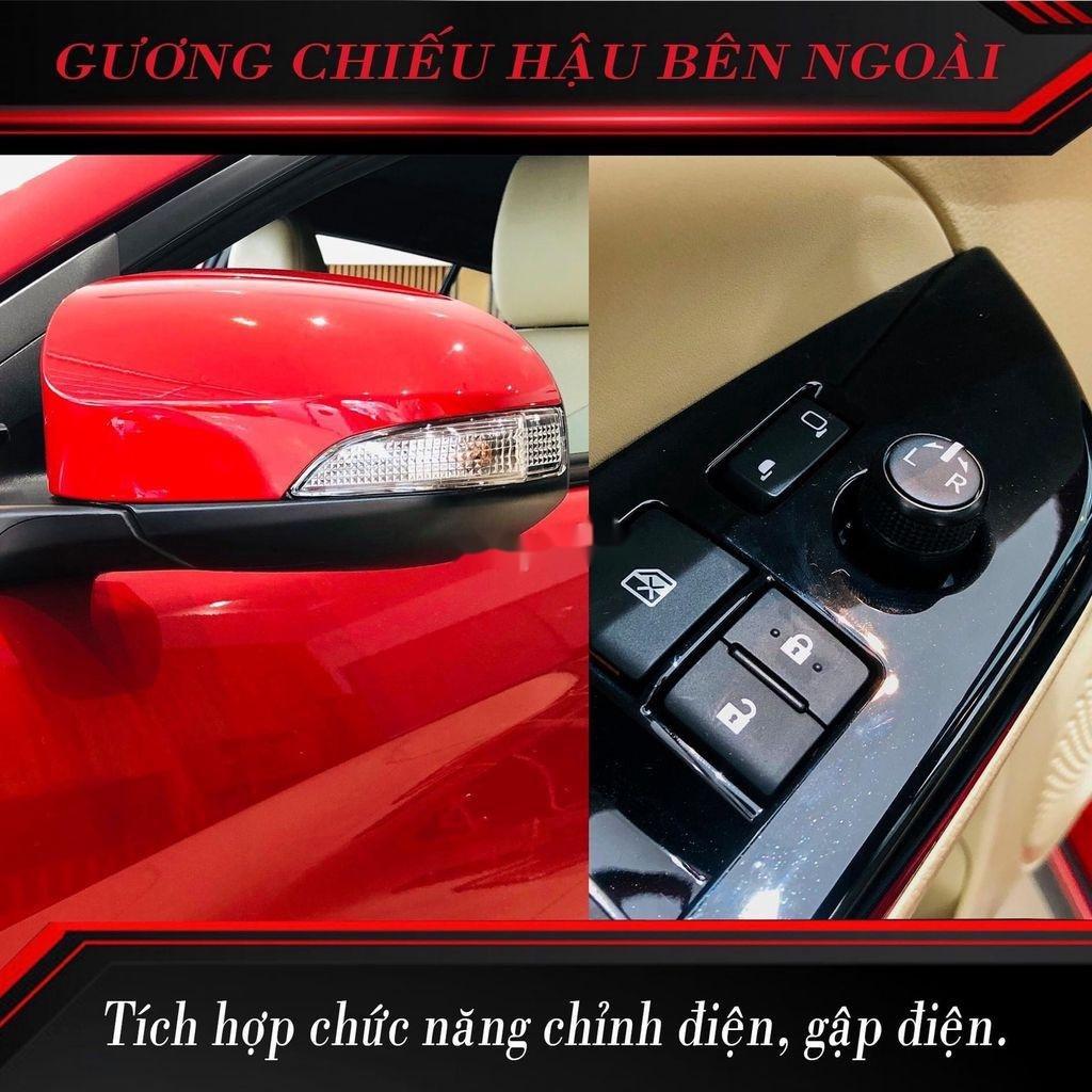 Bán xe Toyota Yaris năm 2020, màu đỏ, nhập khẩu Thái (5)