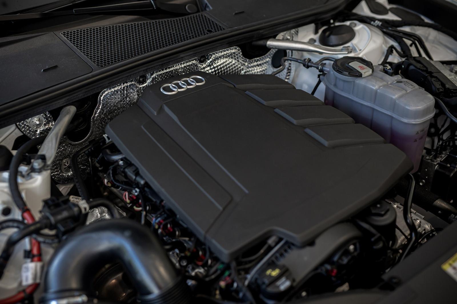 Động cơ xe Audi A6 45 TFSI 2020 1