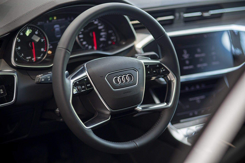 Vô lăng xe Audi A6 45 TFSI 2020 1