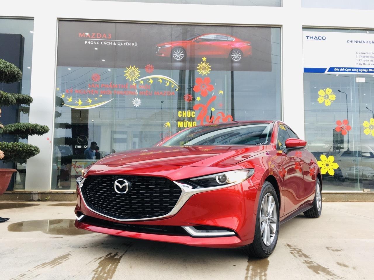 Mazda 3 All New - Giá ưu đãi lớn nhất bắc bộ - xe đủ màu giao ngay - hỗ trợ mua trả góp đến 85% (1)