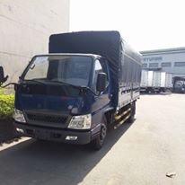 Xe tải IZ49 thùng mui bạt giá 325 triệu (4)