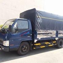 Xe tải IZ49 thùng mui bạt giá 325 triệu (5)