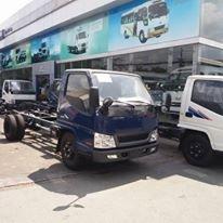 Xe tải IZ49 thùng mui bạt giá 325 triệu (2)