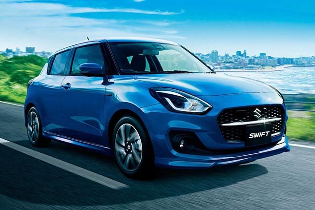 Đánh giá xe Suzuki Swift 2021 về cảm giác lái.
