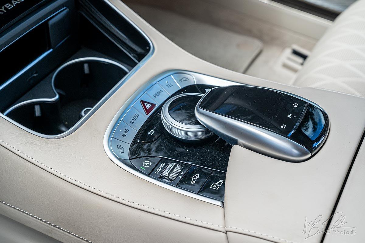 Các chế độ lái của Mercedes-Maybach S450 2020.