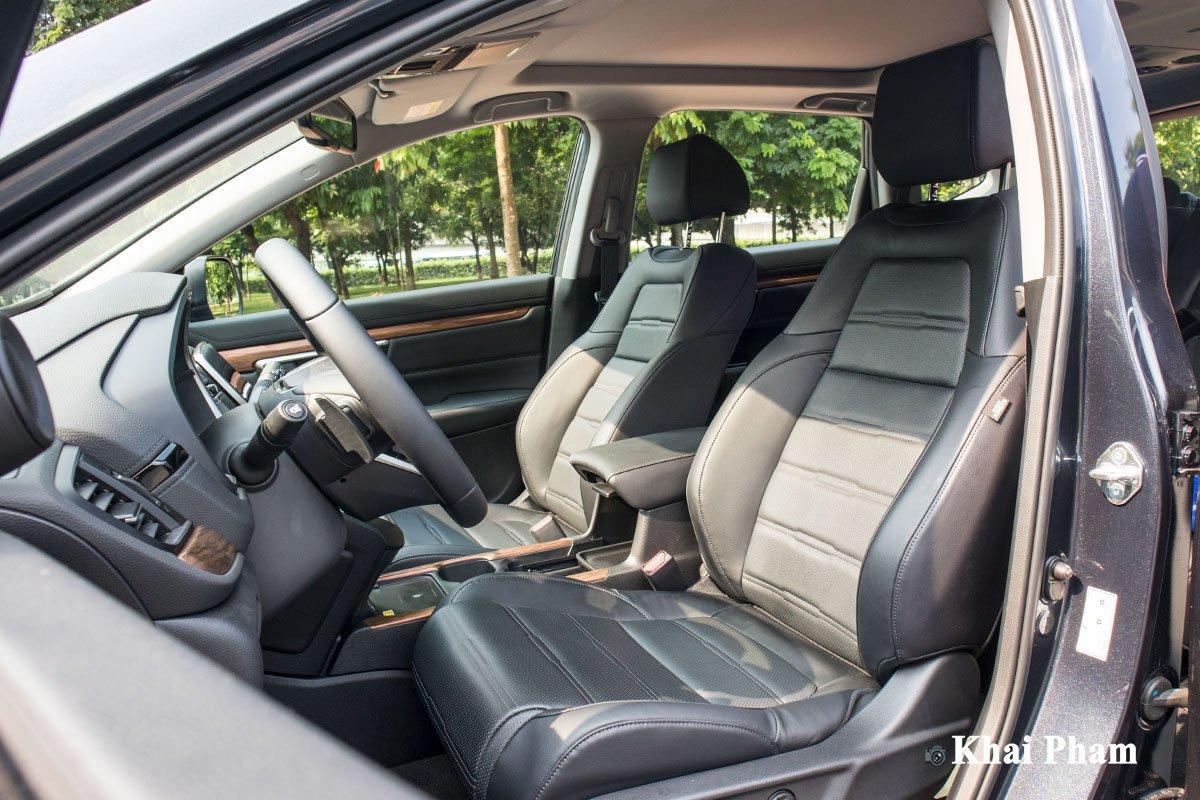 Nội thất Honda CR-V 2021 2.