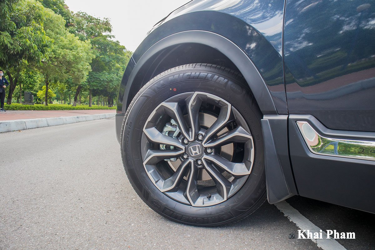 Chi tiết ngoại thất Honda CR-V 2021 2.