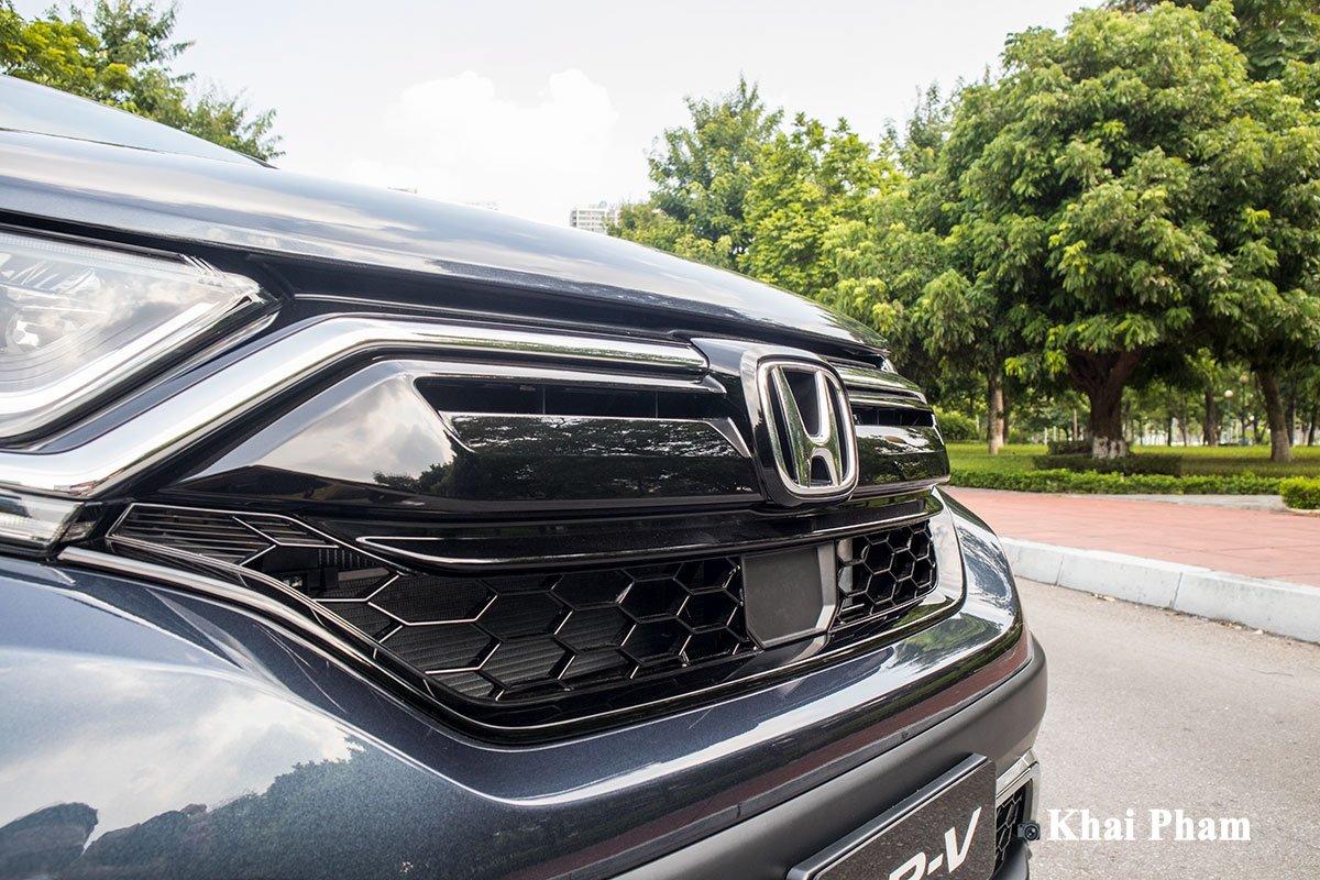 Ảnh Lưới tản nhiệt xe Honda CR-V 2020