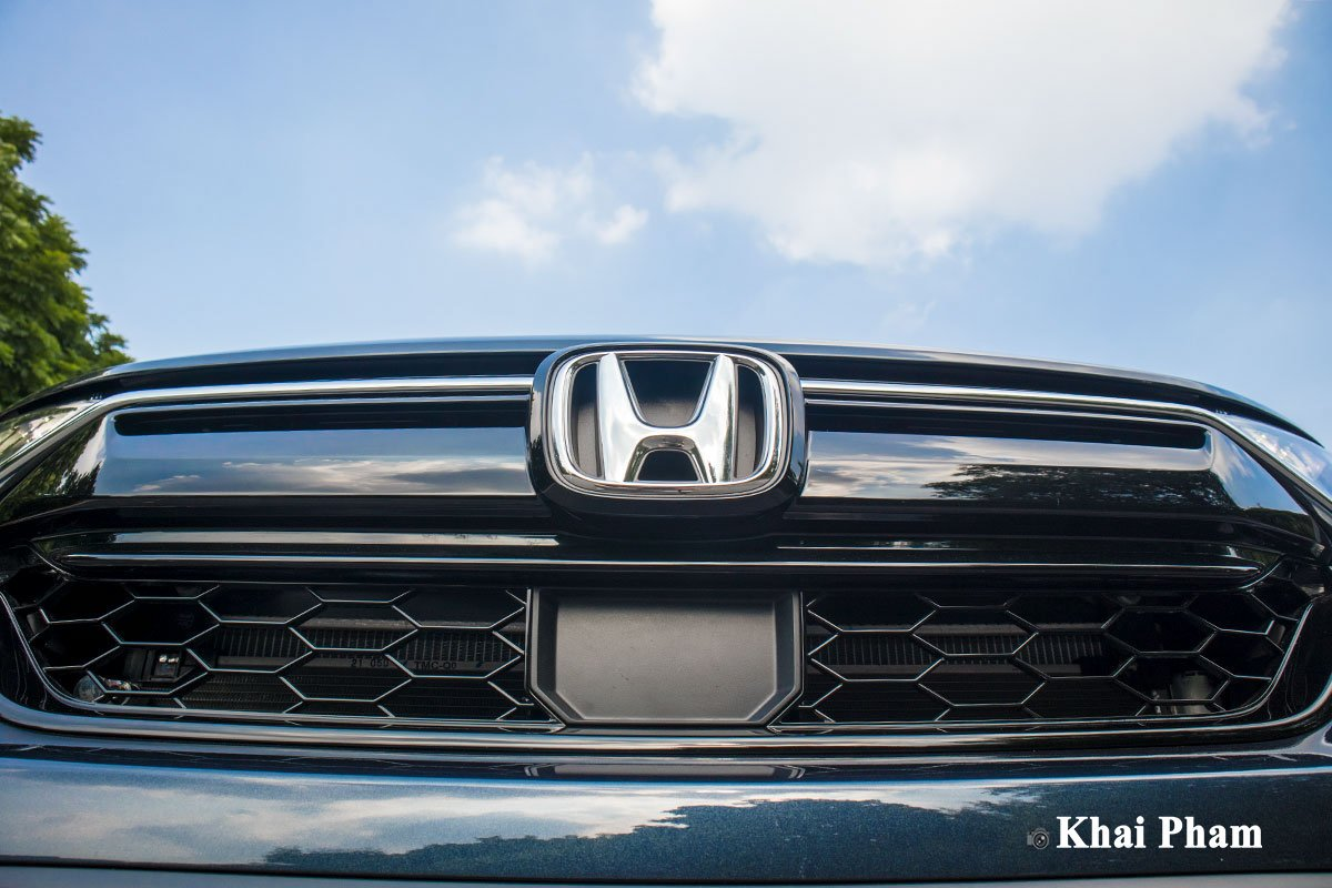 Ảnh Radar xe Honda CR-V 2020