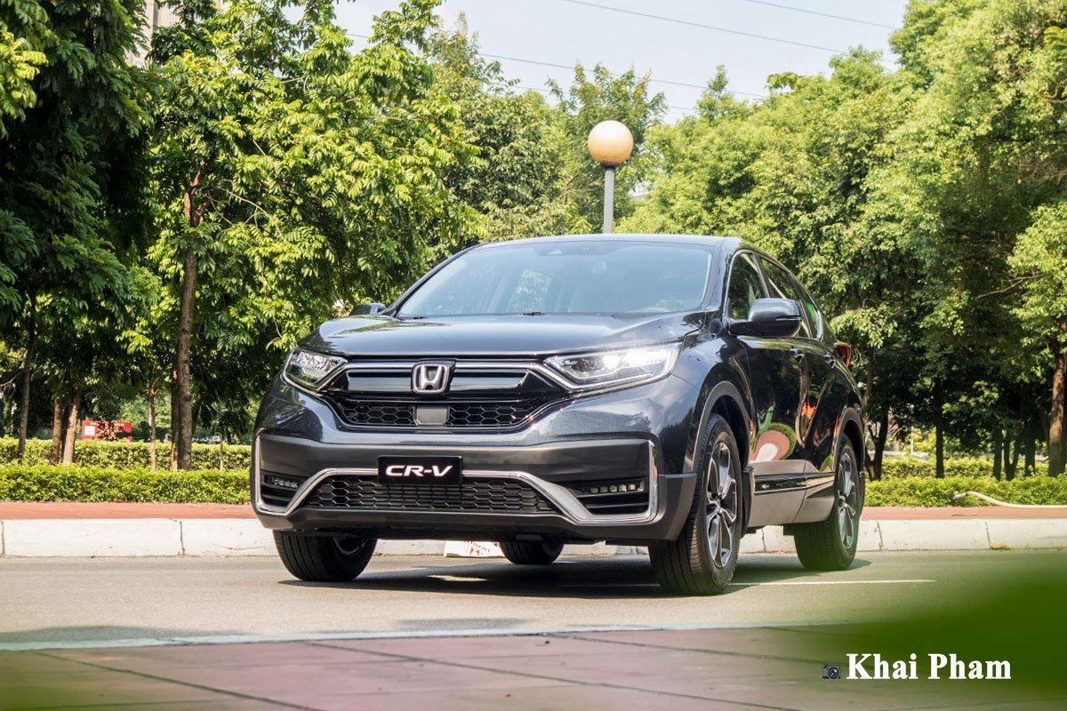 Ảnh Đầu xe Honda CR-V 2020