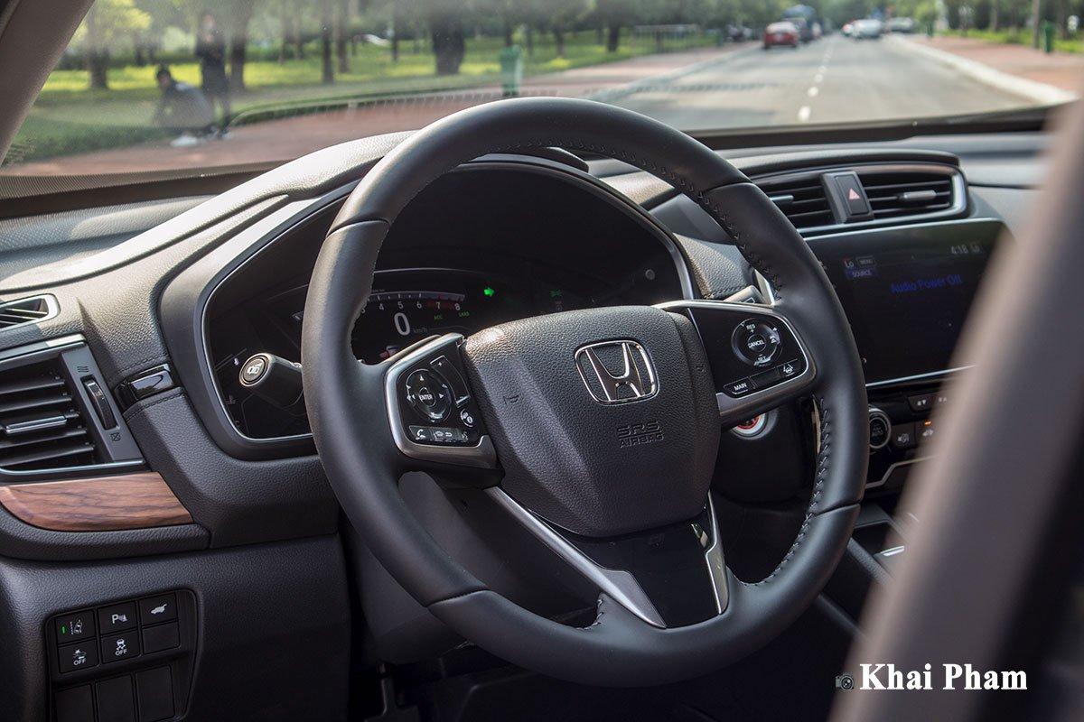 Ảnh chính diện Vô-lăng xe Honda CR-V 2020