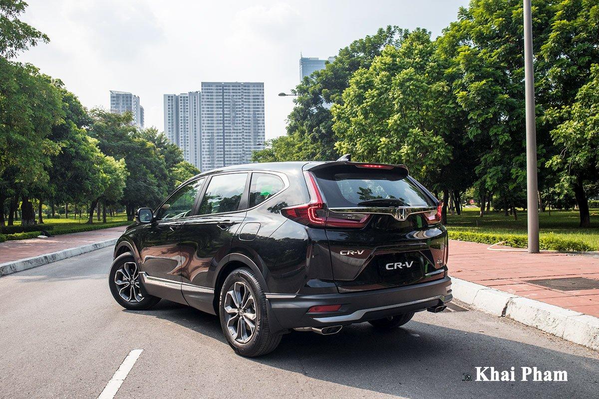 Ảnh xe Honda CR-V 2020 màu đen