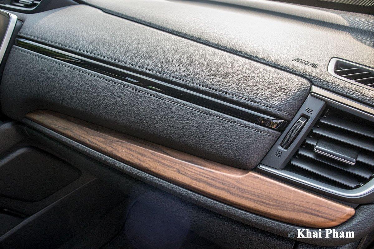 Ảnh Ốp gỗ xe Honda CR-V 2020