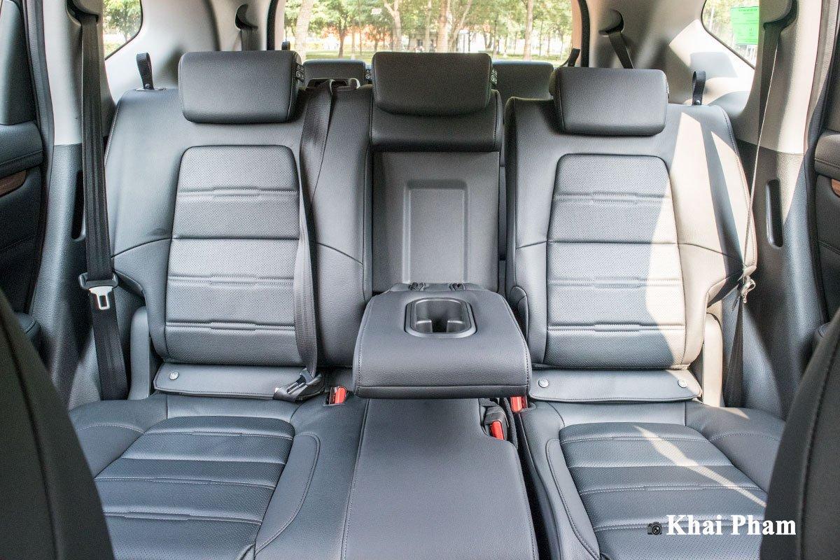 Ảnh Hàng ghế 2 xe Honda CR-V 2020 a1