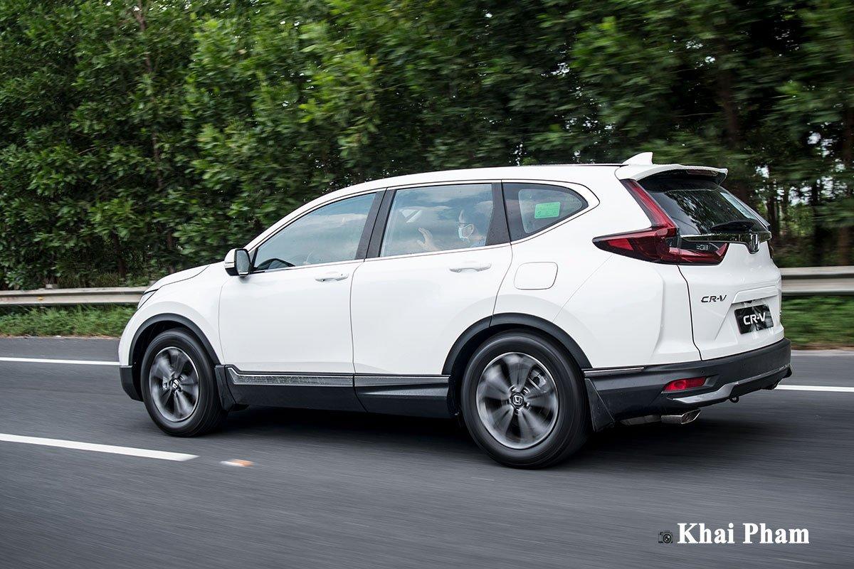 Ảnh Vận hành xe Honda CR-V 2020 a1