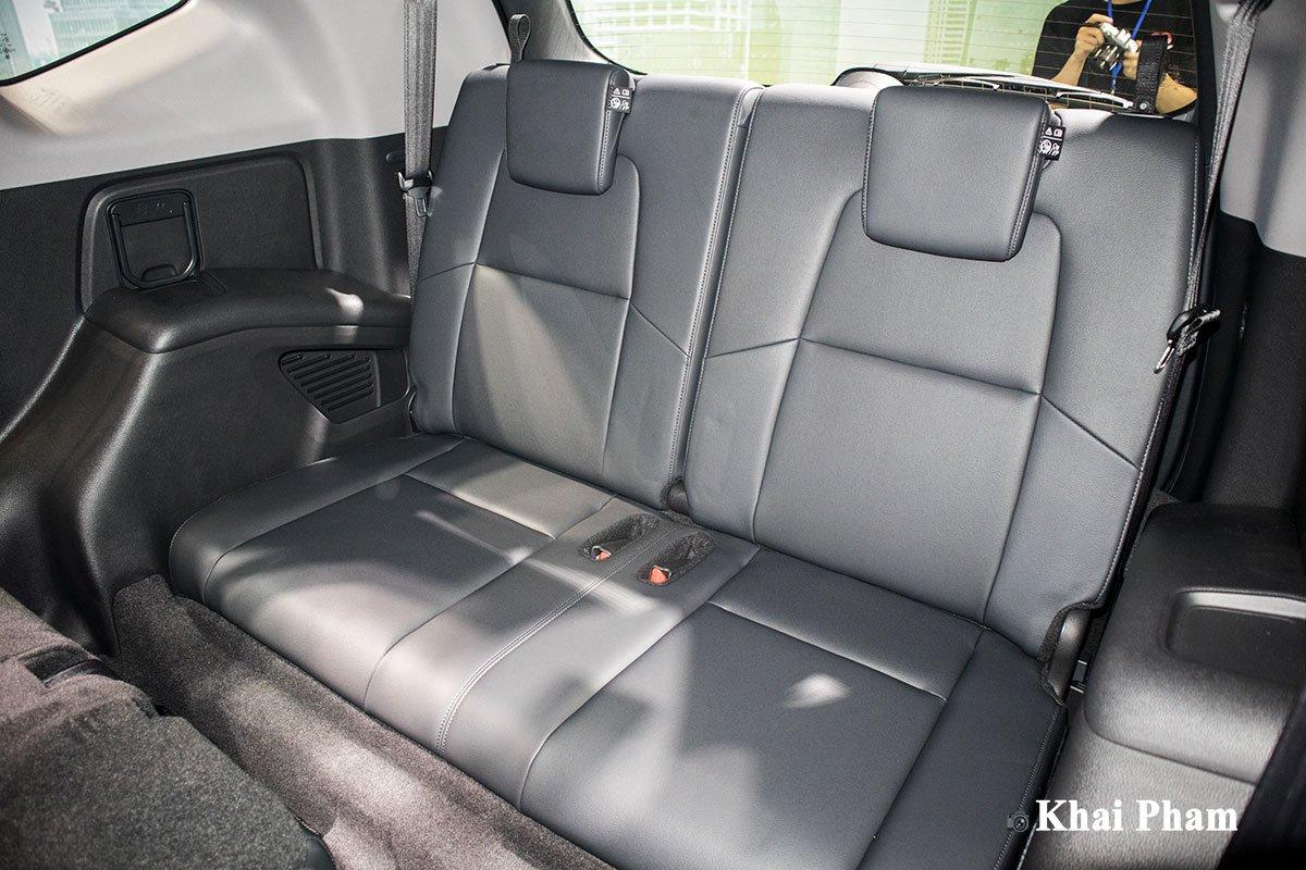 Ảnh Ghế hàng 3 xe Honda CR-V 2020
